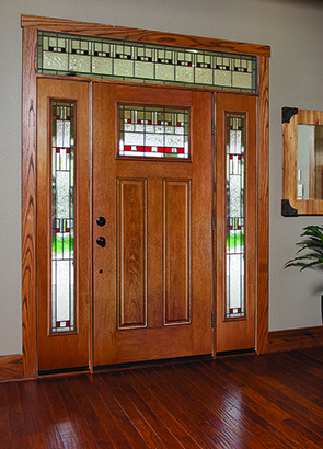 Spotlight on newest therma tru doors options for Therma tru fiber classic mahogany price