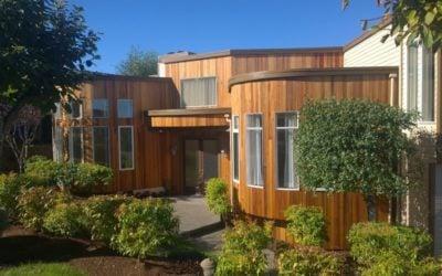 Improve Your Home Exterior with Classic Cedar Siding