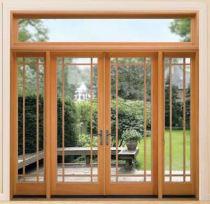 Milgard Ultra Woodclad Patio Doors