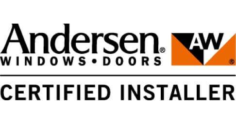 Andersen Windows Certified Installer Logo