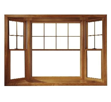 andersen wood bay window